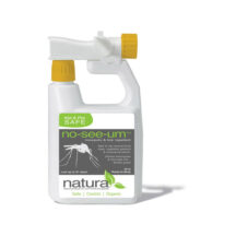 No-See-Um Organic Mosquito and Tick Repellent – Spray Bottle