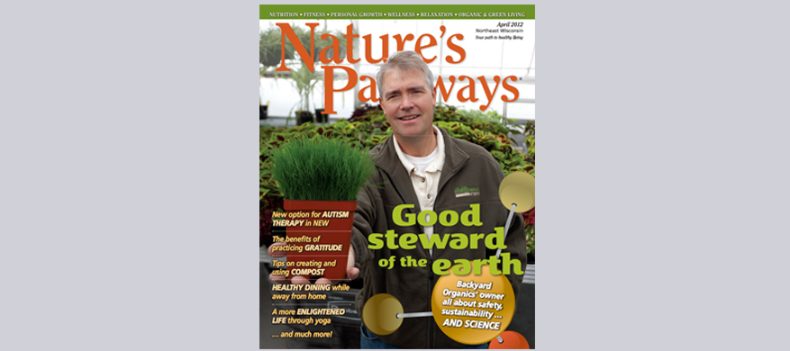 Natures Pathways 2012