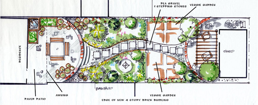 Urban Farming Design